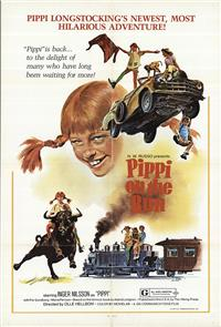 Pippi on the Run (1970) 1080p Poster