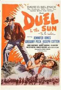 Duel in the Sun (1946) 1080p Poster