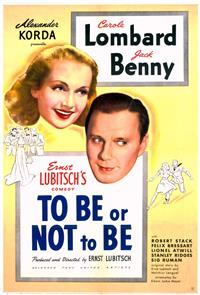To Be or Not to Be (1942) 1080p Poster