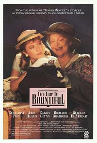 The Trip to Bountiful (1985) Poster