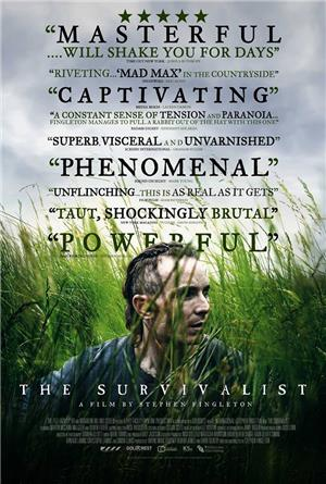 The Survivalist (2015) Poster
