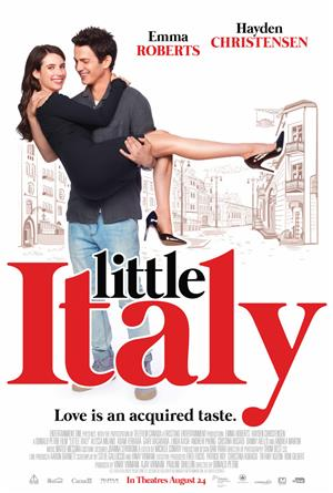 Little Italy (2018) 1080p Poster