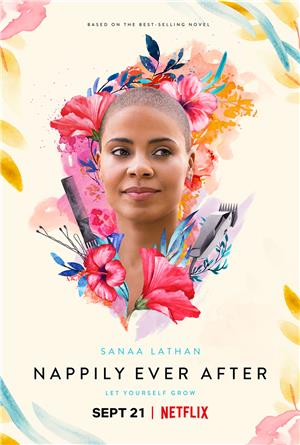 Nappily Ever After (2018) Poster