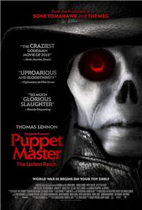 Puppet Master: The Littlest Reich (2018) 1080p Poster