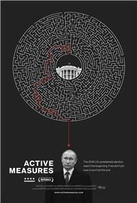 Active Measures (2018) 1080p poster