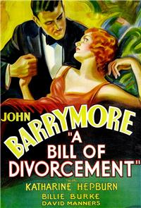 A Bill of Divorcement (1932) Poster