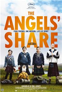 The Angels' Share (2012) 1080p poster