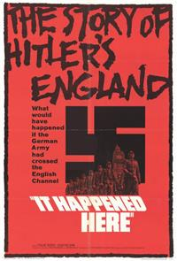 It Happened Here (1966) Poster
