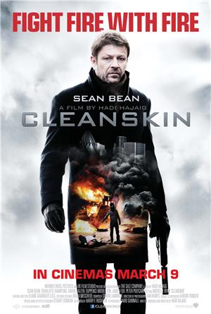 Cleanskin (2012) 1080p Poster