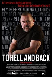 To Hell and Back: The Kane Hodder Story (2017) Poster