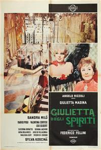 Juliet of the Spirits (1965) 1080p Poster