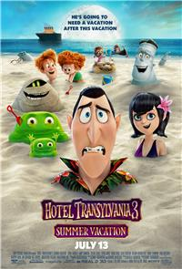 Hotel Transylvania 3: Summer Vacation (2018) 1080p Poster