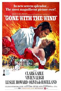 Gone with the Wind (1939) 1080p Poster
