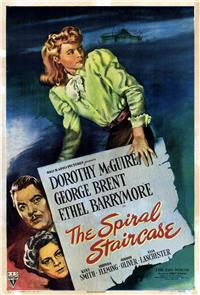 The Spiral Staircase (1946) 1080p Poster