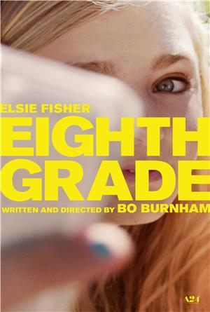 Eighth Grade (2018) 1080p Poster