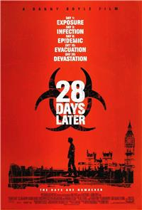28 Days Later (2002) 1080p Poster