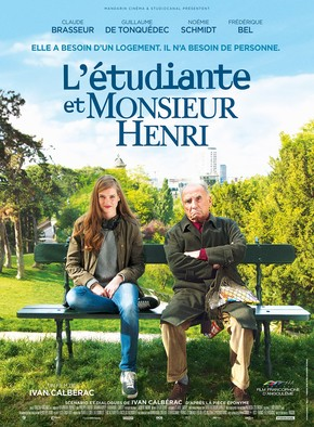The Student and Mister Henri (2015) Poster