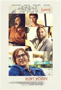 Don't Worry, He Won't Get Far on Foot (2018) 1080p Poster