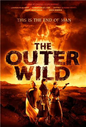 The Outer Wild (2018) 1080p Poster