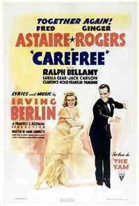 Carefree (1938) Poster