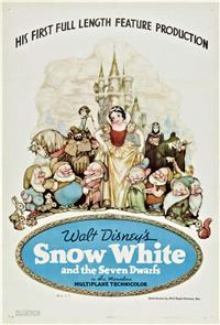 Snow White and the Seven Dwarfs (1937) Poster