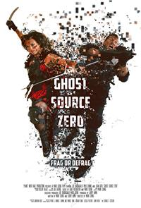 Ghost Source Zero (2017) 1080p Poster