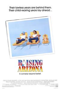 Raising Arizona (1987) Poster