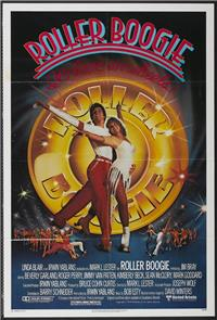 Roller Boogie (1979) Poster