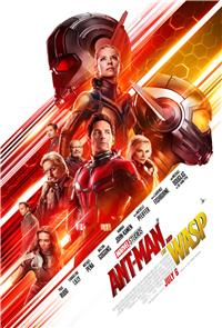Ant-Man and the Wasp (2018) 1080p Poster