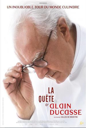 The Quest of Alain Ducasse (2017) 1080p Poster