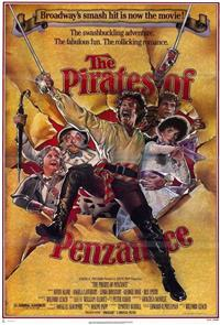 The Pirates of Penzance (1983) 1080p Poster