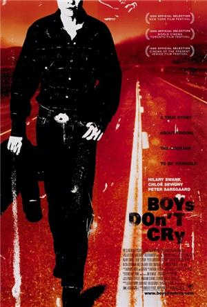 Boys Don't Cry (1999) 1080p Poster