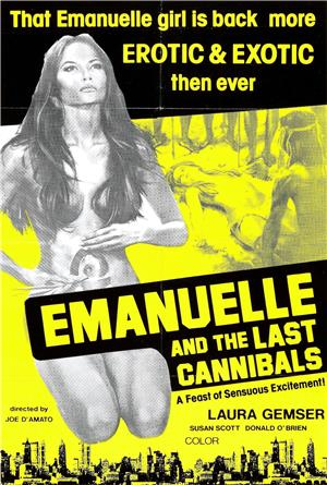 Emmanuelle and the Last Cannibals (1977) Poster