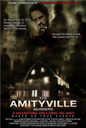 The Amityville Murders (2018) 1080p Poster