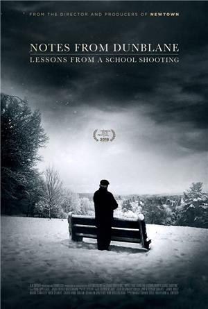 Notes from Dunblane: Lessons from a School Shooting (2018) Poster
