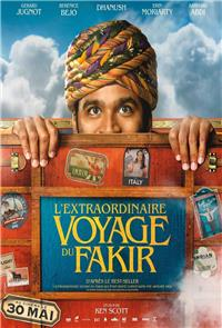 The Extraordinary Journey of the Fakir (2018) Poster