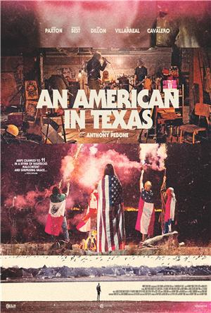 An American in Texas (2017) 1080p Poster