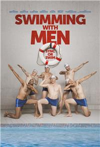Swimming with Men (2018) Poster