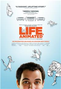 Life, Animated (2016) 1080p Poster