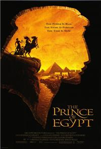 The Prince of Egypt (1998) 1080p Poster