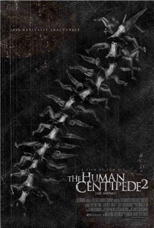 The Human Centipede 2 (Full Sequence) (2011) Poster
