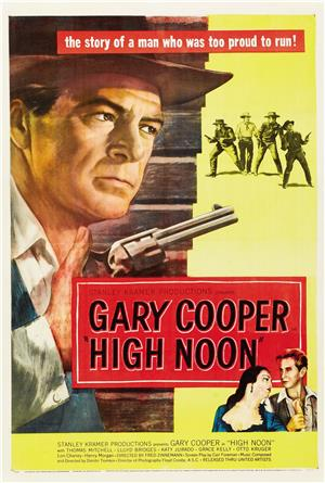 High Noon (1952) 1080p Poster