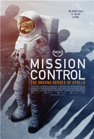 Mission Control: The Unsung Heroes of Apollo (2017) 1080p Poster