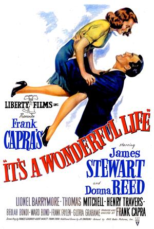 It's a Wonderful Life (1946) 1080p Poster