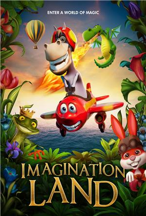 ImaginationLand (2018) Poster