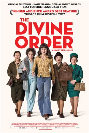 The Divine Order (2017) Poster