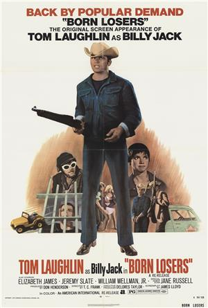 The Born Losers (1967) 1080p Poster