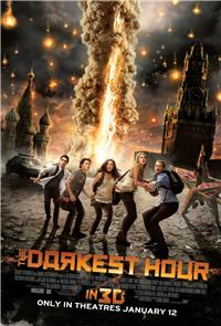 The Darkest Hour (2011) 1080p Poster