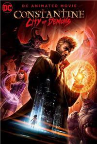 Constantine: City of Demons (2018) 1080p Poster