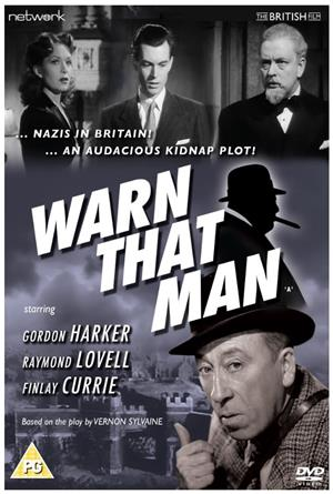 Warn That Man (1943) Poster